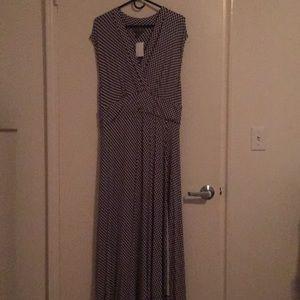A Pea in the Pod Dresses - A Pea In The Pod- maxi dress - L